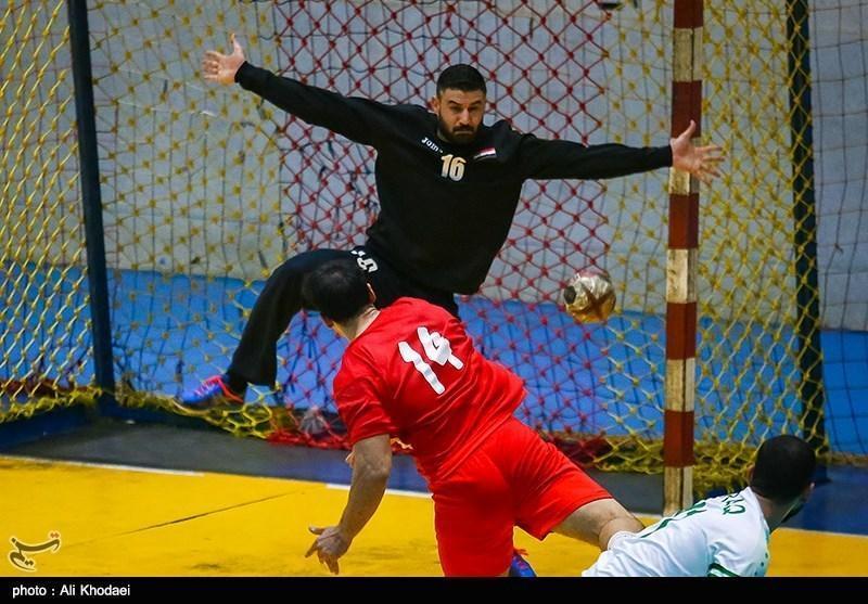 هندبال انتخابی المپیک، ایران پنجم شد