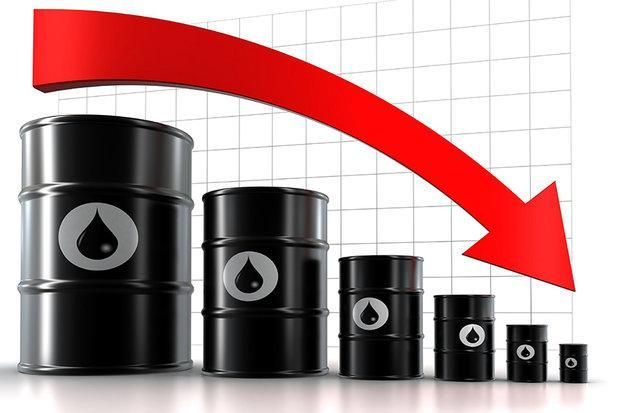 سقوط سنگین قیمت نفت، کاهش 5 درصدی نرخ برنت