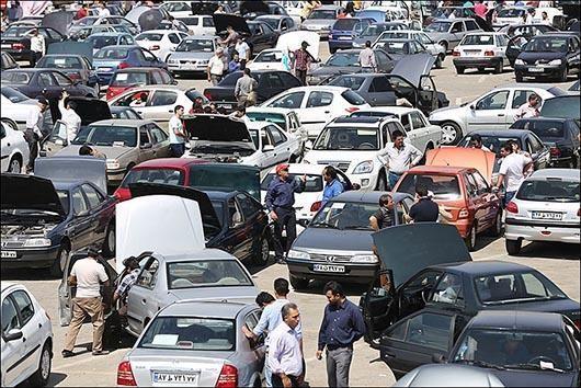 قیمت خودرو در آخرین روز هفته ، پرشیا 92 میلیون تومان شد