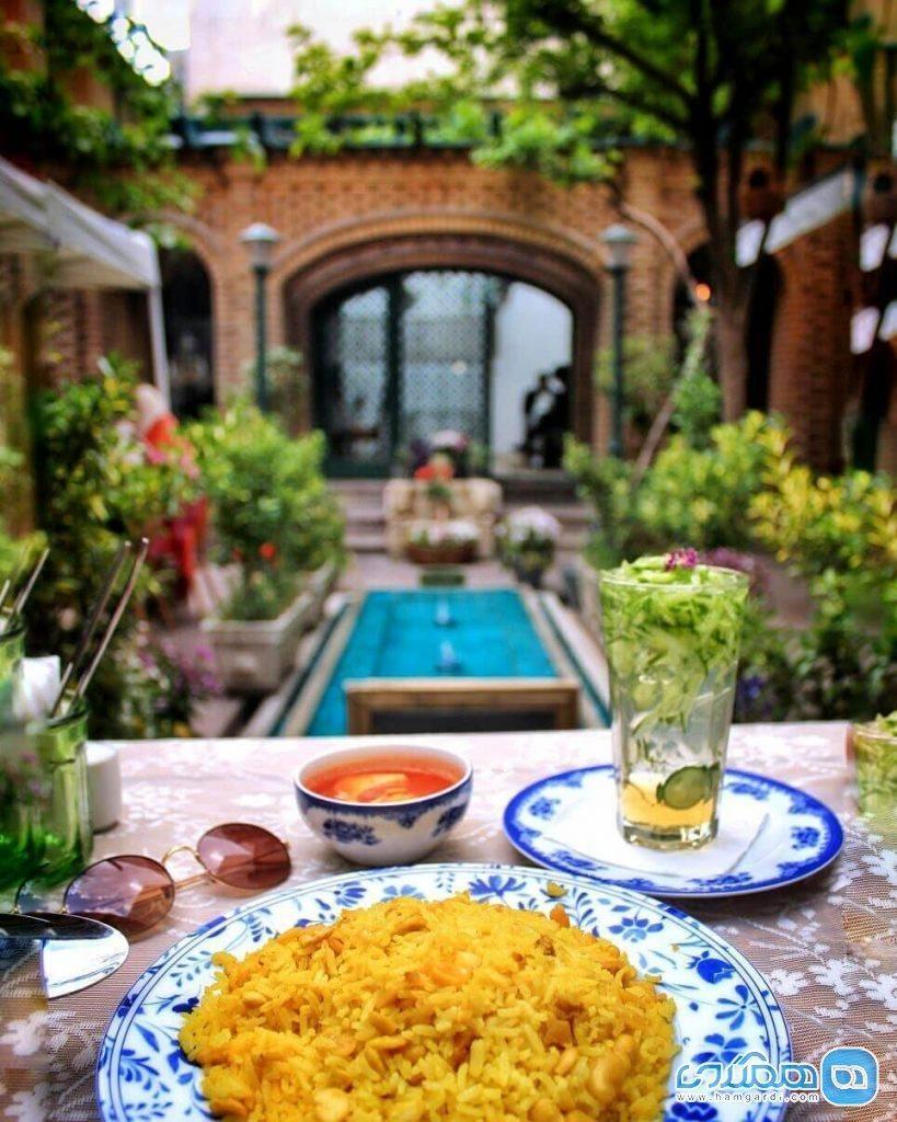 بهترین کافه و رستوران های روباز تهران کدامند ، خاطره سازی در فضای باز