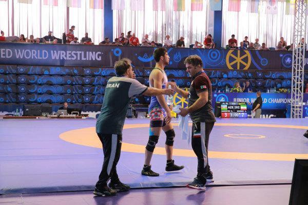 روسیه با سه مدال طلا صدرنشین شد، ایران با یک نقره در رده چهارم