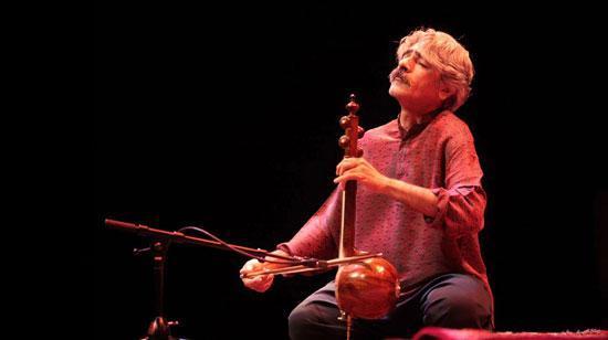 نوازندگی کیهان کلهر در ارکستری آمریکایی