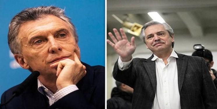 پیروزی آلبرتو فرناندز بر رئیس جمهور فعلی