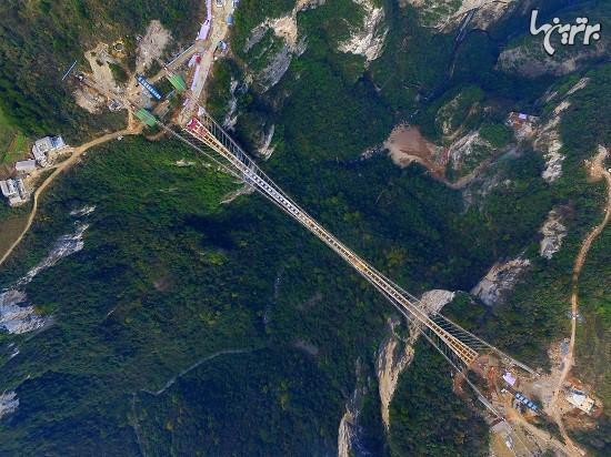 ترسناک ترین پل های جهان (1)
