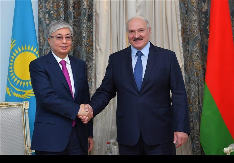 گزارش، سفر لوکاشنکو به نورسلطان و تداوم روند فزاینده روابط قزاقستان- بلاروس