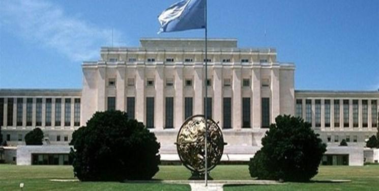 هیات دمشق برای شرکت در نشست های کمیته قانون اساسی سوریه وارد ژنو شد