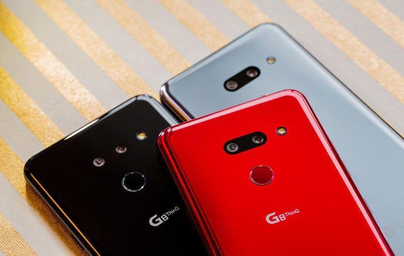 روند نزولی فروش گوشی های ال جی همچنان ادامه دارد