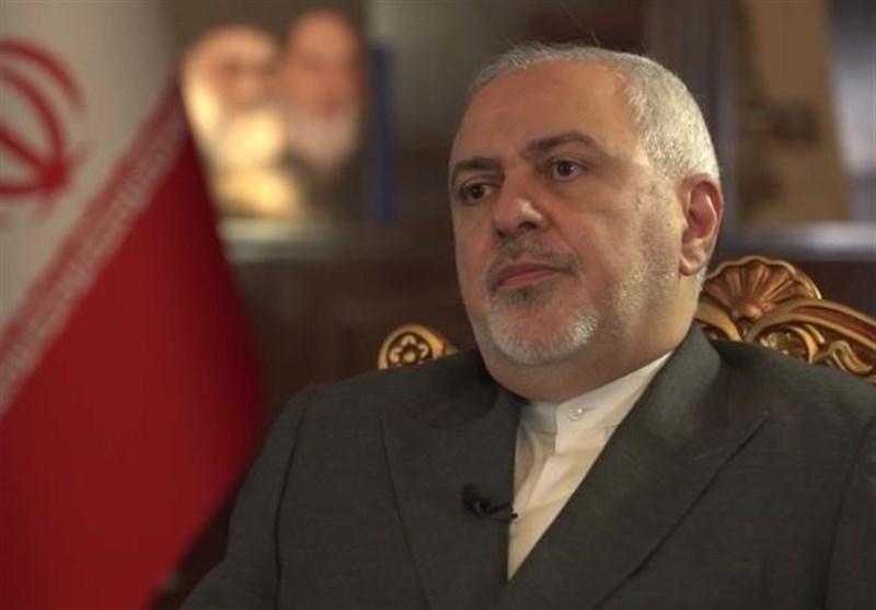 بازگشت ظریف به تهران پس از نشست سه جانبه ژنو