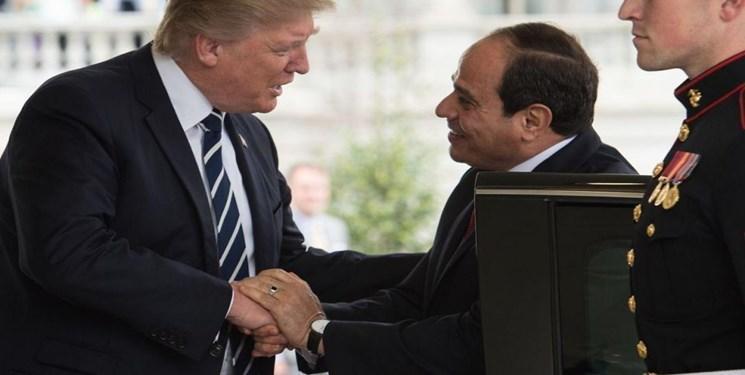 رایزنی تلفنی السیسی و ترامپ درباره اختلافات مصر و اتیوپی