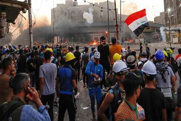 ائتلاف فتح عراق: عبدالمهدی اجازه آشوب را ندهد