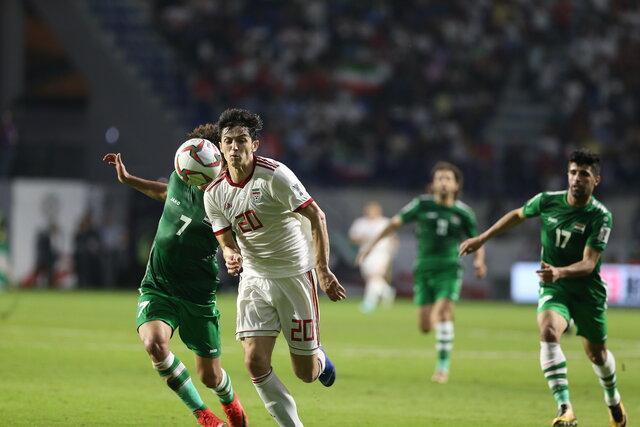 اردن میزبان بازی عراق - ایران شد