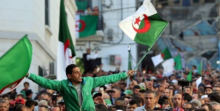 تظاهرات مردم الجزائر با نزدیک شدن به انتخابات ریاست جمهوری