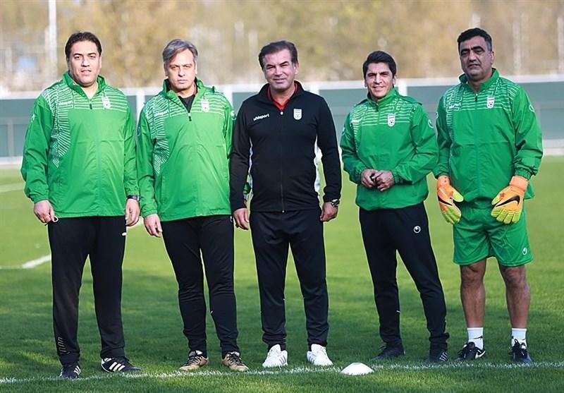 پیروانی: در بازی با قطر عیار واقعی تیم امید تعیین می شود، اینقدر نگویید بیش از 40 سال است به المپیک نرفته ایم