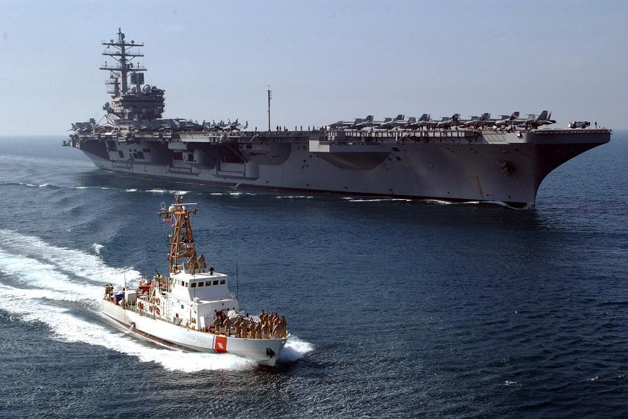 آمریکا و 8 کشور جنوب شرق آسیا رزمایش دریایی برگزار کردند