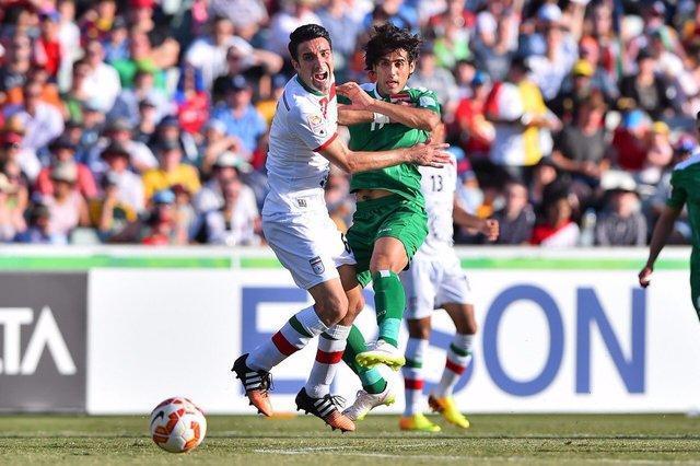 ایران - عراق، ملاقات کلاسیک فوتبال آسیا