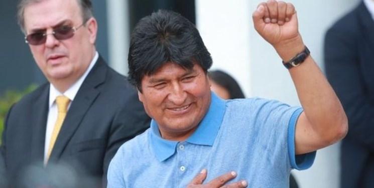 مورالس از شرکت در انتخابات آینده بولیوی منع می شود