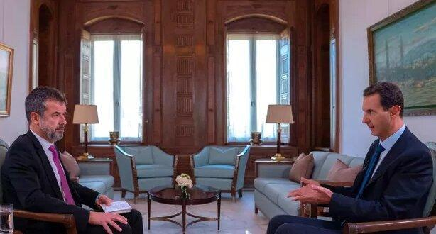 اسد: جنگ علیه تروریسم در سوریه همچنان ادامه دارد