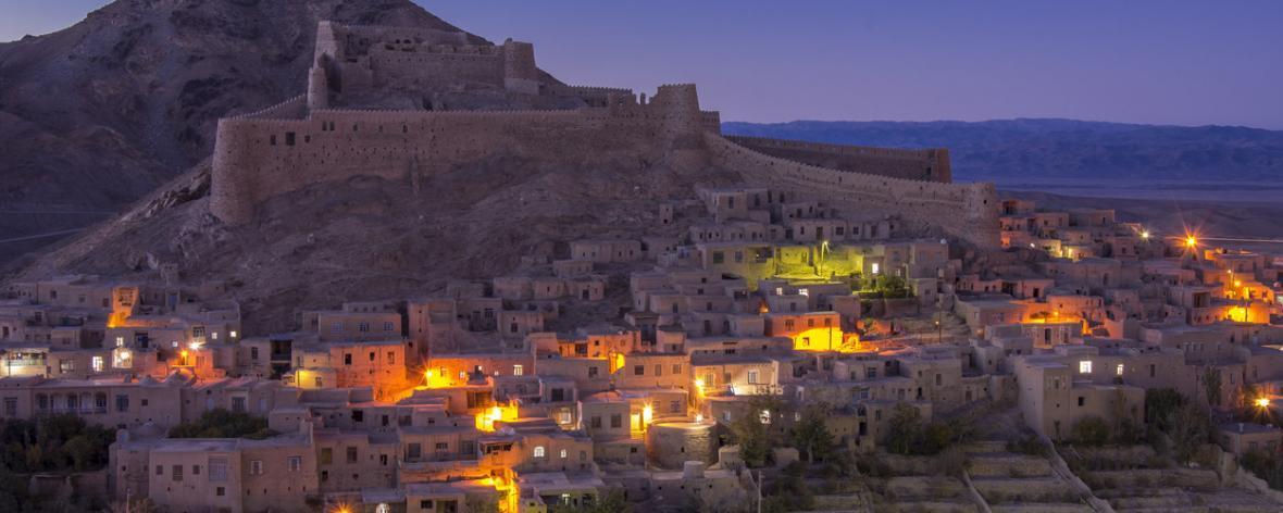 معرفی قلعه تاریخی فورگ Furg Citadel