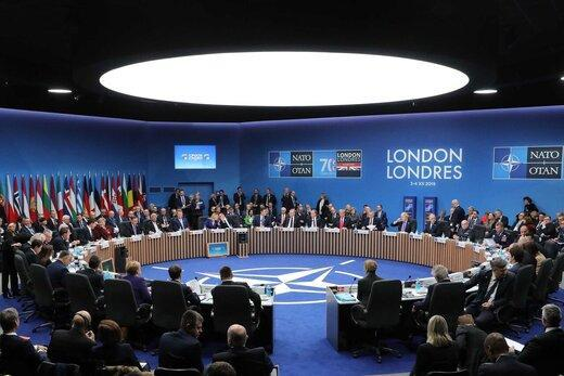 بیانیه پایانی اجلاس ناتو: روسیه امنیت متحدان را تهدید می نماید