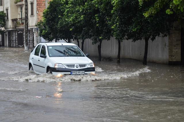 پیش بینی بارش 120 تا 150 میلی متر باران در کهگیلویه و بویراحمد
