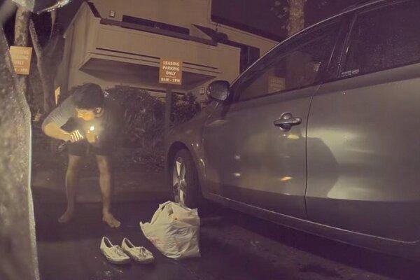 دستگیری یک خرابکار با سیستم کنترل خودروی تسلا
