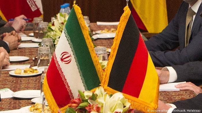آلمان نگران موشک های ایران است