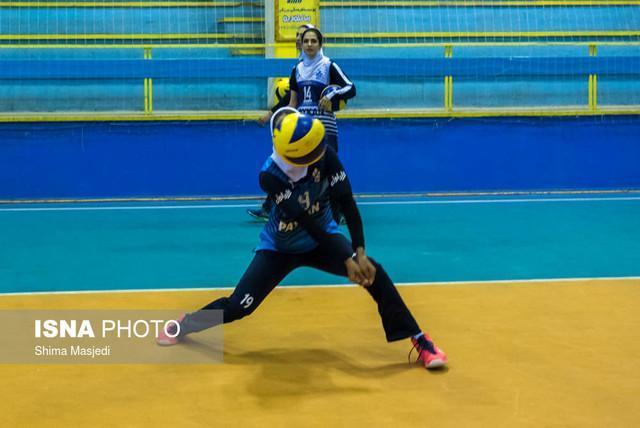 تلاش، انگیزه و امید دختران والیبالیست پیکان برای حضور در جام باشگاه های آسیا