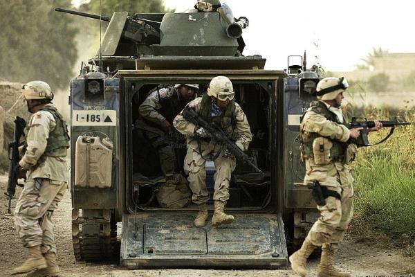انفجار در مقابل پایگاه بگرام آمریکا در افغانستان