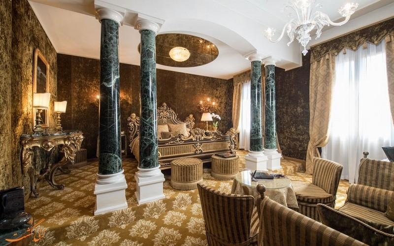 معرفی هتل 5 ستاره متروپول ونیز