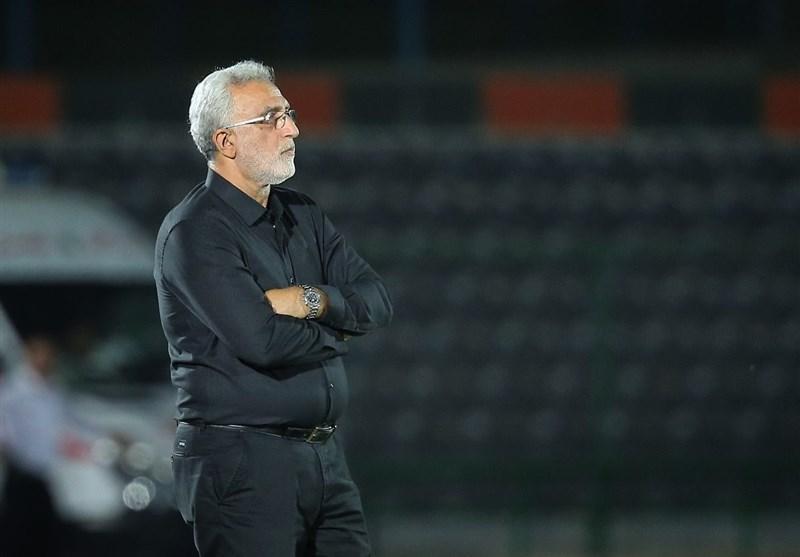 فرکی: اگر طرفداران سپاهان را داشتیم با 2 گل پیروز می شدیم، پنالتی ما در نیمه دوم گرفته نشد