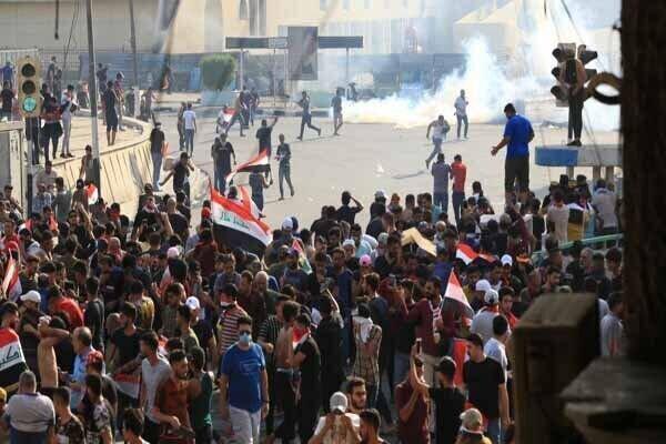 چرا در تظاهرات عراق، اکثرا نوجوان هستند؟