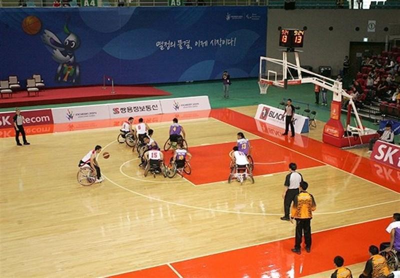 اعزام تیم بسکتبال با ویلچر زیر 23 سال به رقابت های آسیا - اقیانوسیه