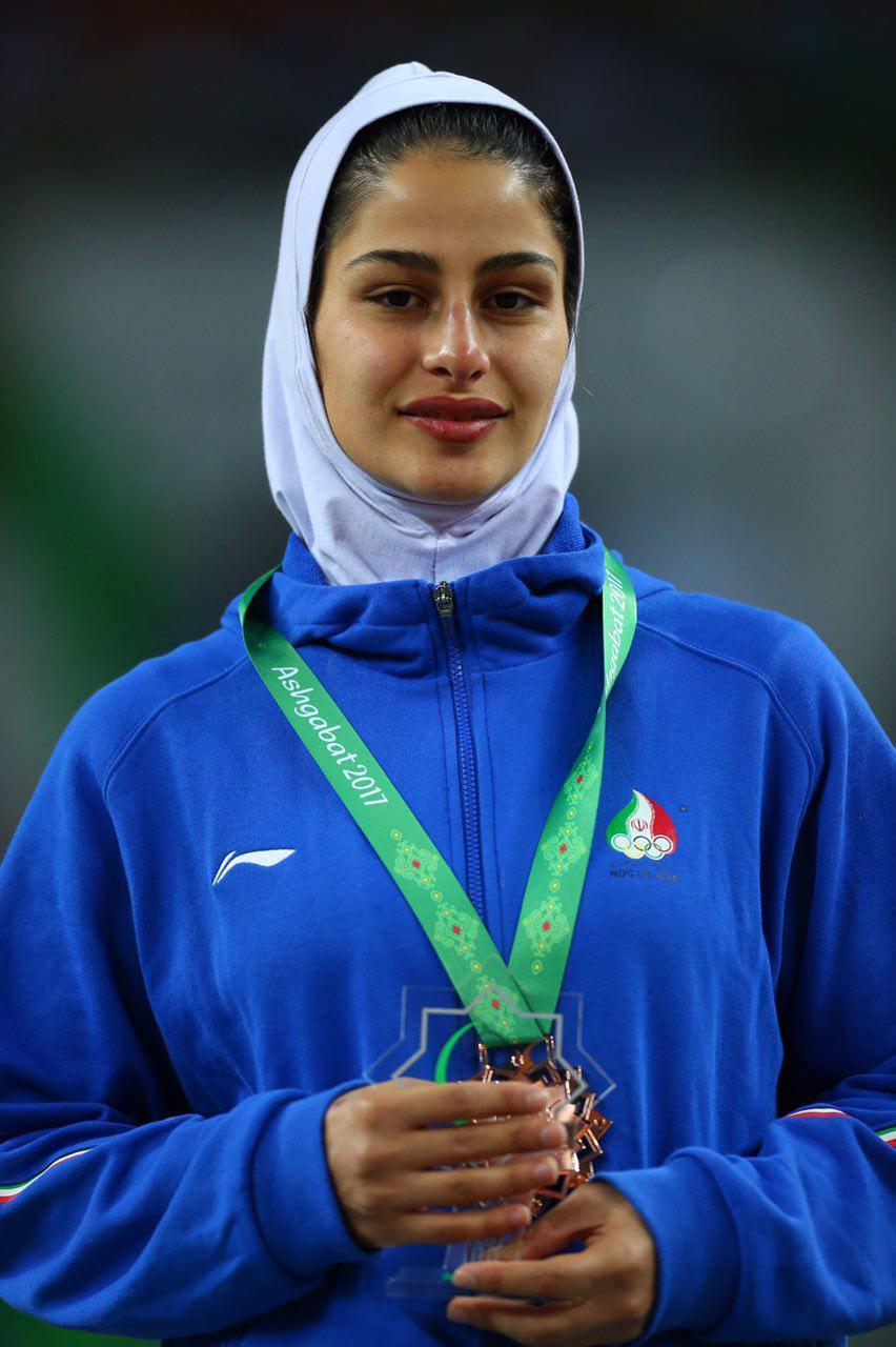 شرایط مطلوب سحر غنی زاده در اردوی تیم ملی