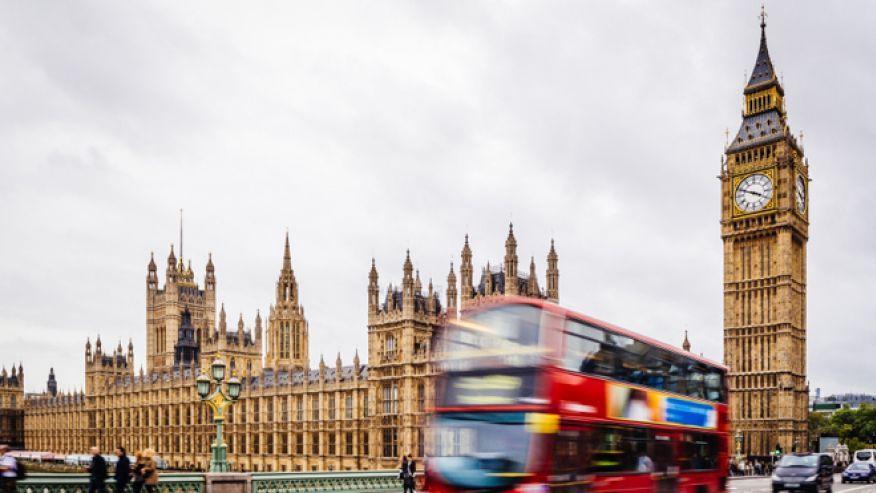 لندن، بهترین مقصد گردشگری سال 2015