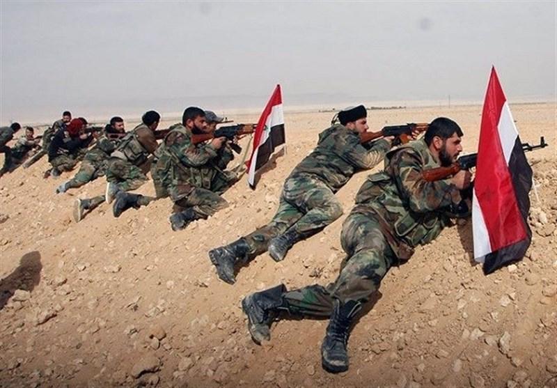 تسلط ارتش سوریه بر بلندی راهبردی تل دم در حومه ادلب
