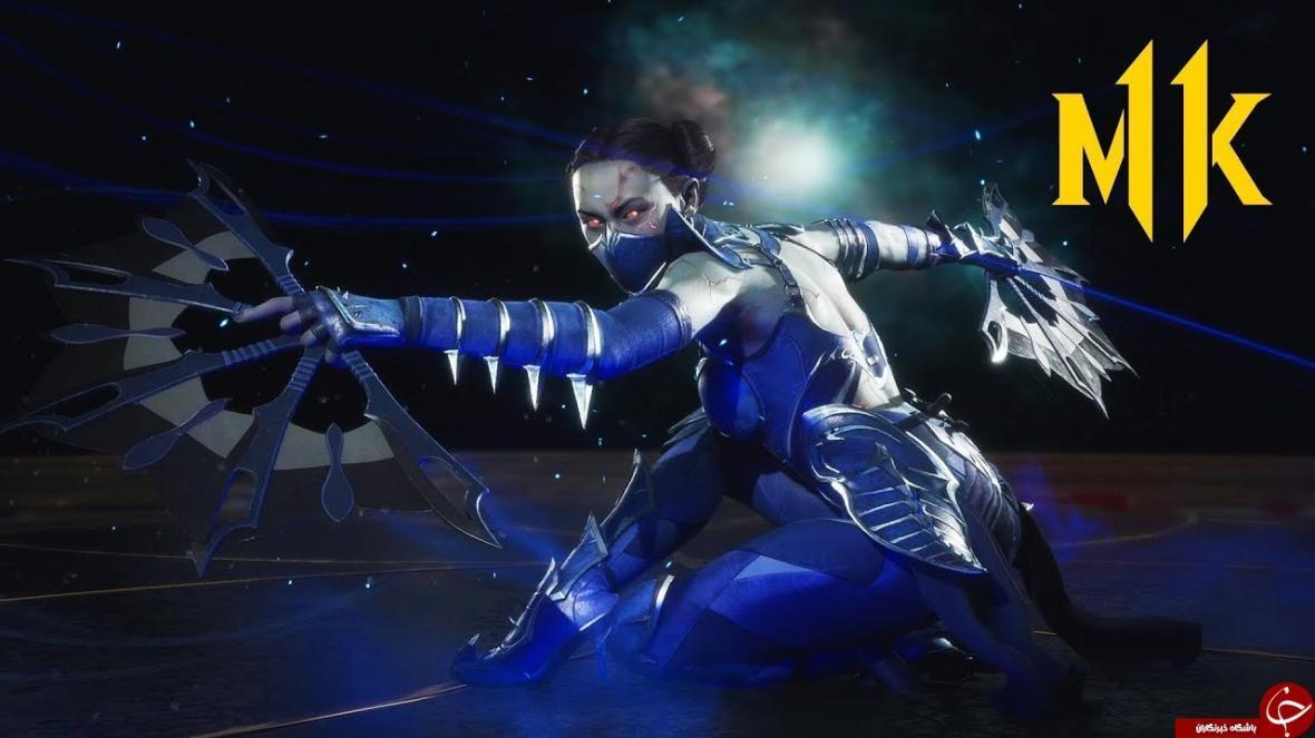 معرفی Kitana ؛ شاهزاده 10000 ساله Mortal Kombat
