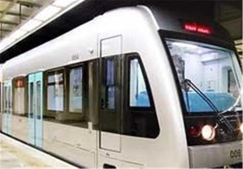 فاینانس خط 2 مترو شیراز کلید خورد