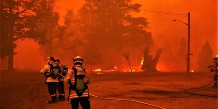 کشته شدن یک آتش نشان دیگر در آتش سوزی گسترده استرالیا