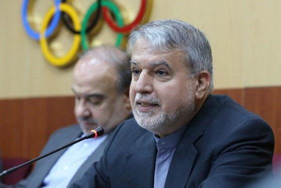 صالحی امیری: حضورم در فدراسیون فوتبال مزاح رسانه ای است، به کمیته ملی المپیک تعهد اخلاقی دارم
