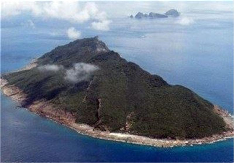 سه کشتی نظامی چینی وارد آب های موردمناقشه شدند