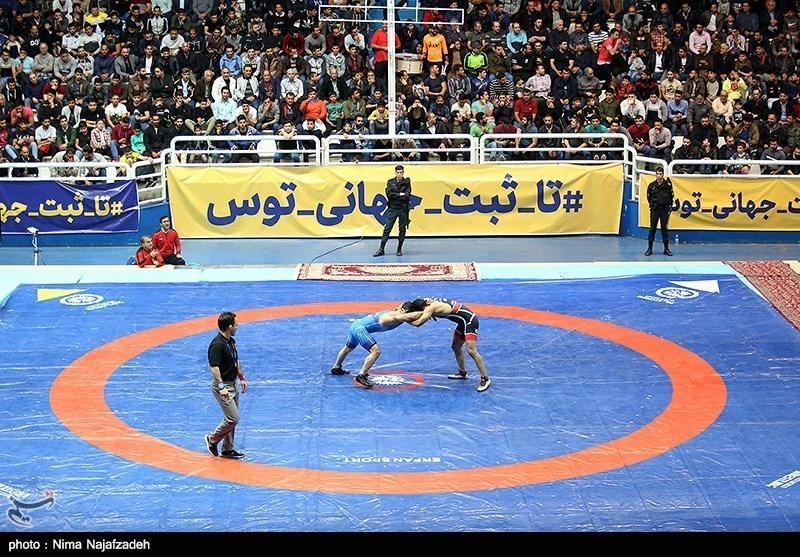 در بین داوران S1 المپیکی، بشیرزاده جای محمدابراهیم امامی را گرفت