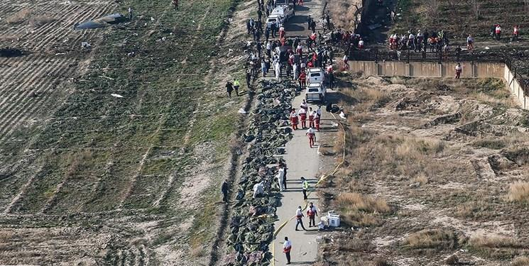 آمریکا تحقیقات هواپیمای سقوط نموده در ایران را از تحریم ها معاف می نماید