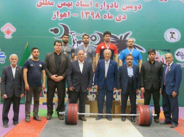 سرانجام رقابت وزنه برداران ایران با قهرمانی خوزستان، جدال تنها 3 تیم برای سکوی نخست