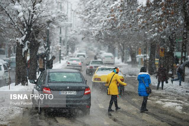 آیا با نحوه رانندگی در برف آشنا هستید؟
