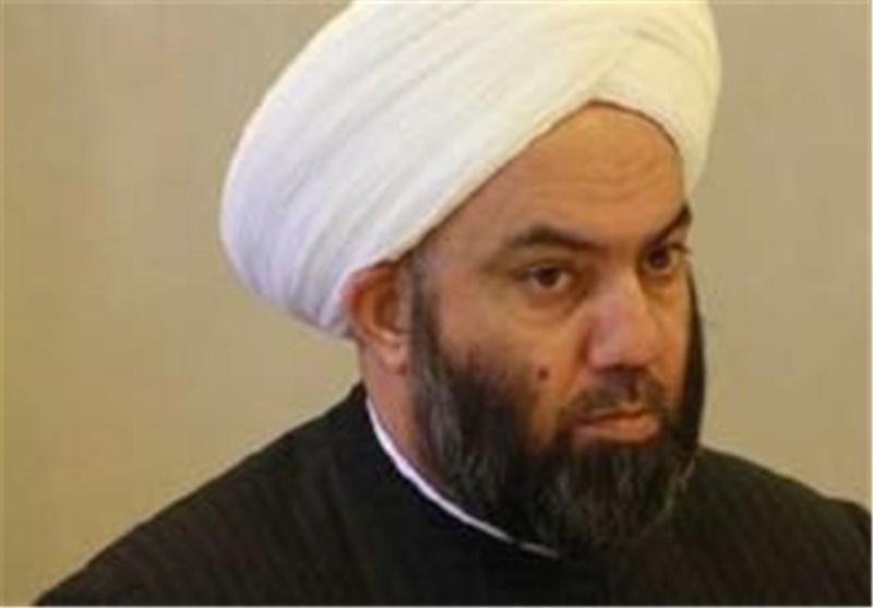 تقدیر رئیس مجمع علمای اهل تسنن عراق از راهپیمایی میلیونی مردم علیه آمریکا