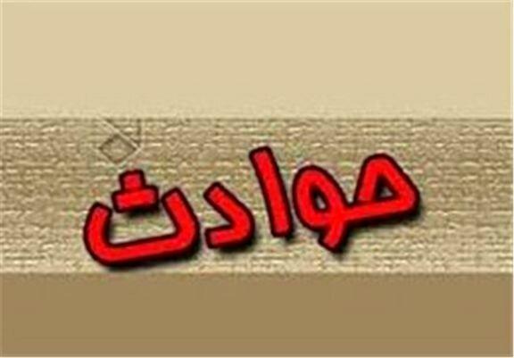 انحراف مرگبار نیسان در محور ماهشهر-آبادان