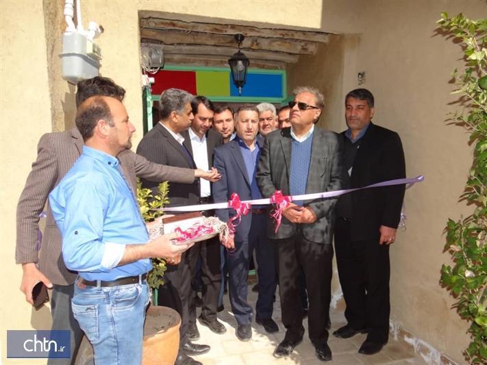 یک اقامتگاه بوم گردی در بوانات افتتاح شد