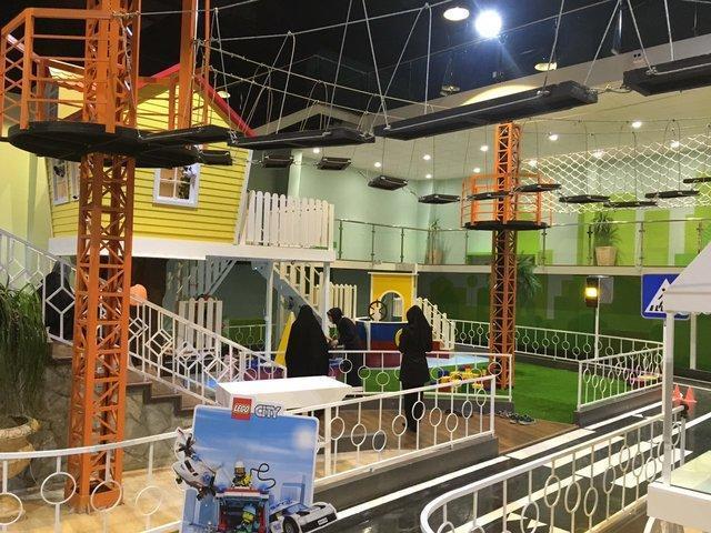 پیش بینی افتتاح شهربازی مدرن ارومیه تا 3 ماه دیگر