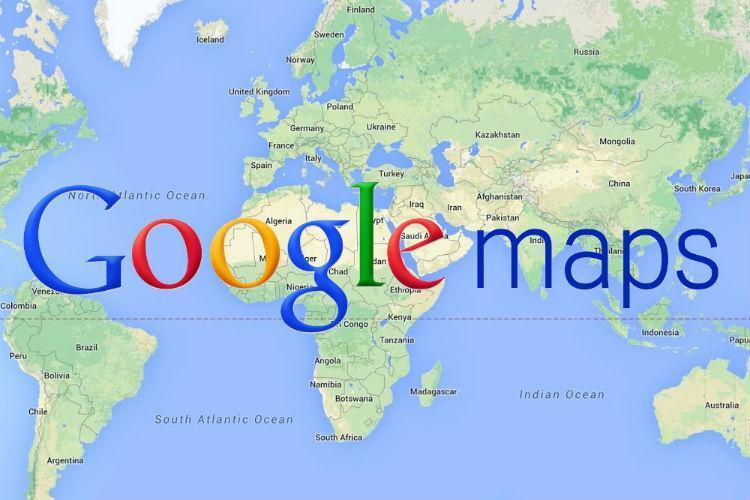 آموزش استفاده از نقشه های آفلاین Google Maps