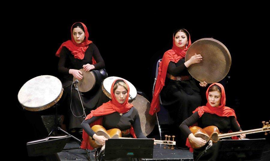 اینک ؛ زنان جشنواره موسیقی ، 5 گروه موسیقی بانوان کنسرت می دهند